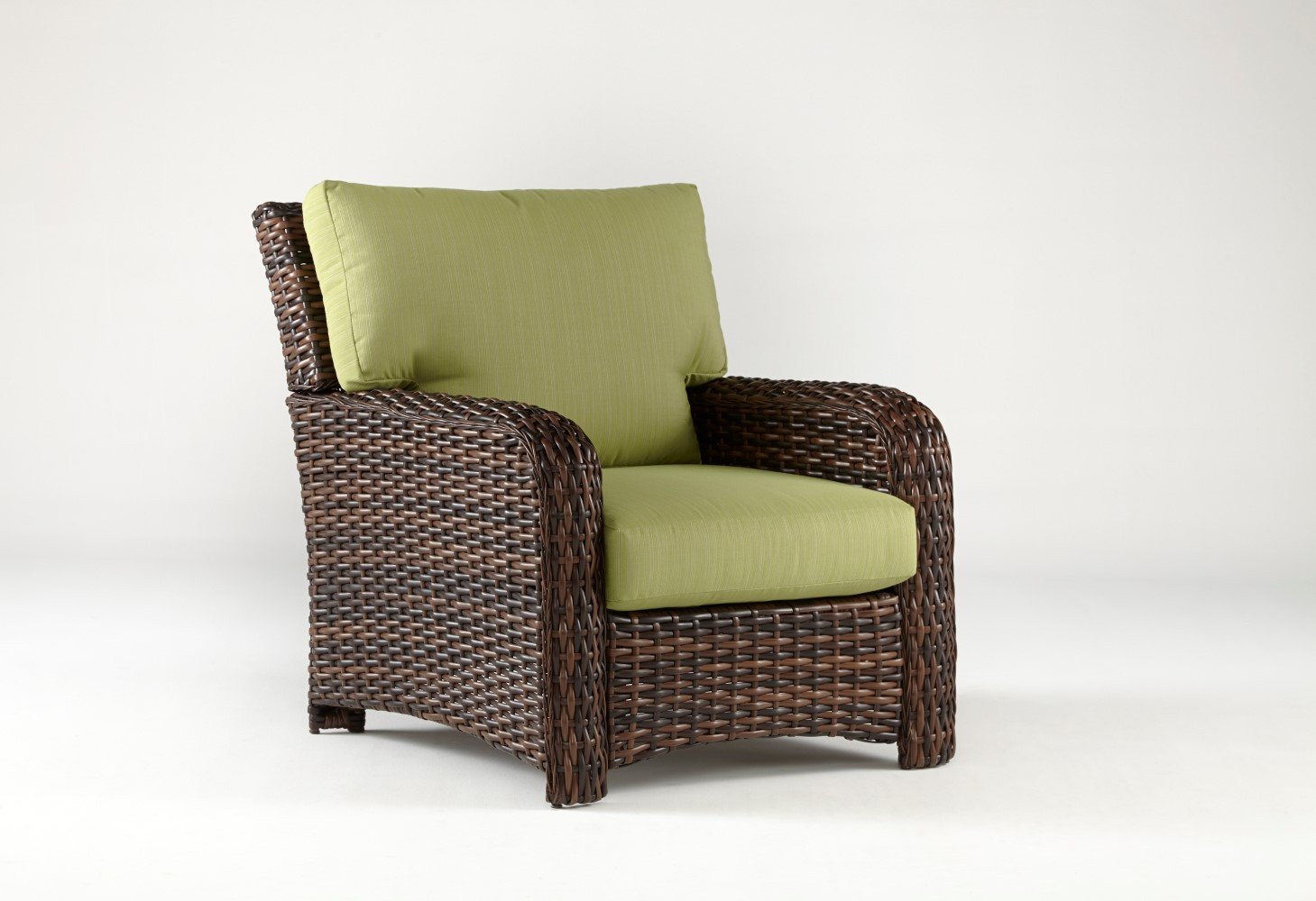 South Sea Rattan South Sea Rattan St. Tropez Arm Chair Chair - Rattan Imports