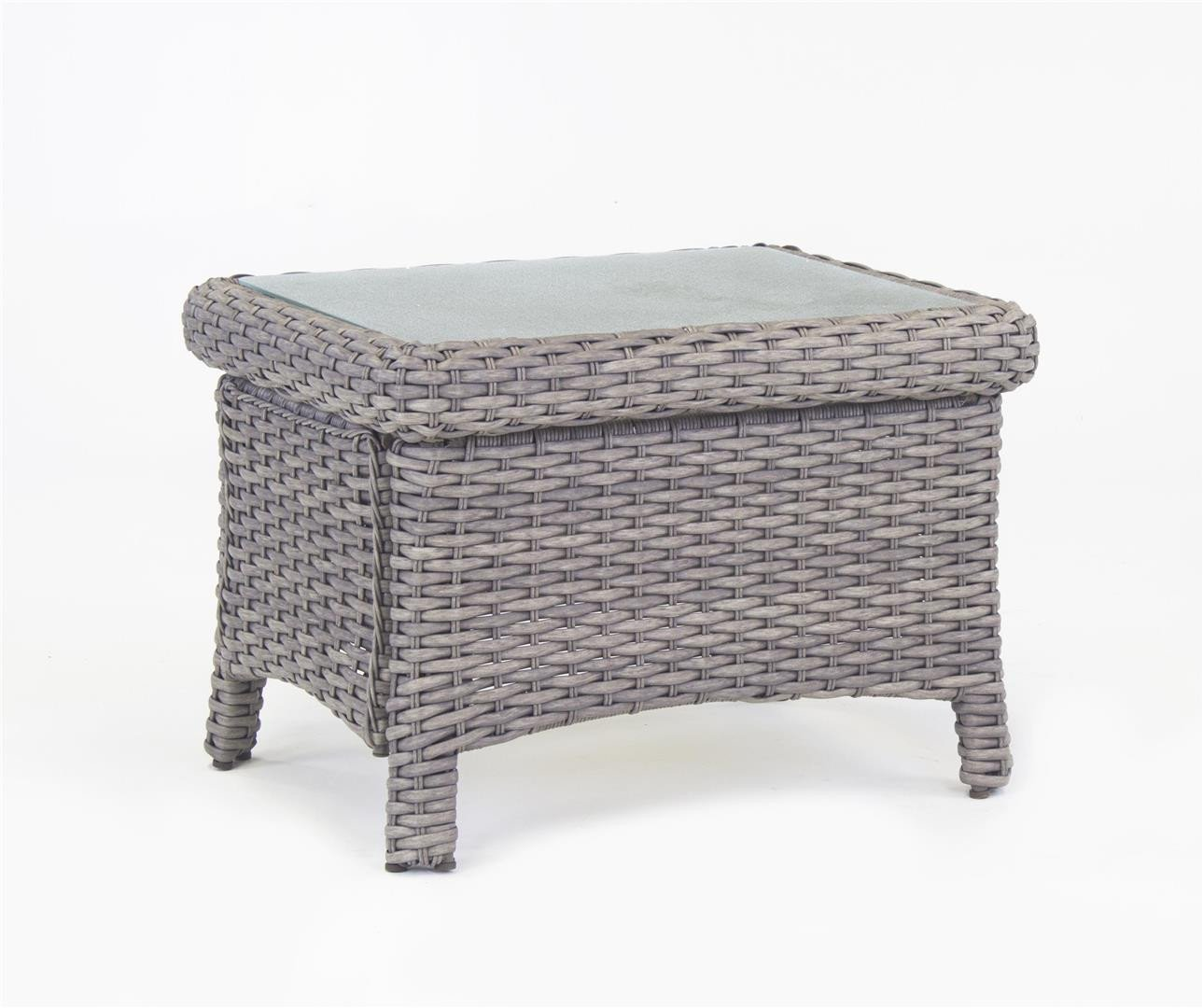 South Sea Rattan South Sea Rattan St. Tropez End Table End Table - Rattan Imports