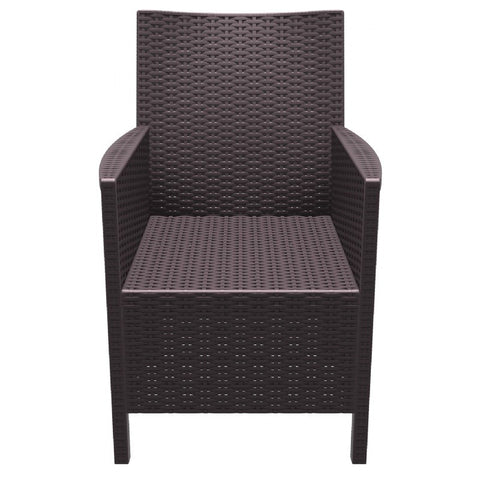 Compamia Compamia Siesta California Resin Wickerlook Chair (Set of 2) Chair - Rattan Imports
