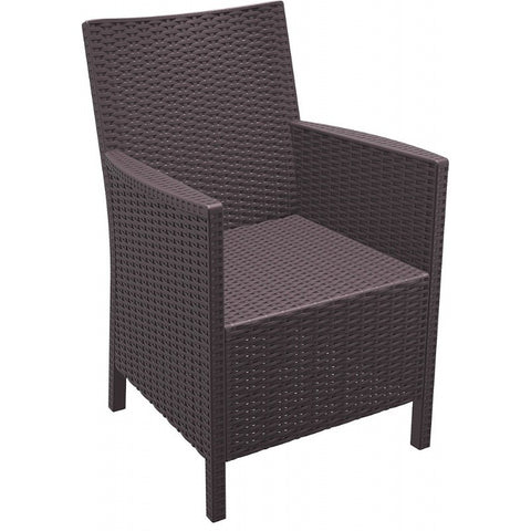Compamia Compamia California Wickerlook Casual Chair (Set of 2) Seating - Rattan Imports