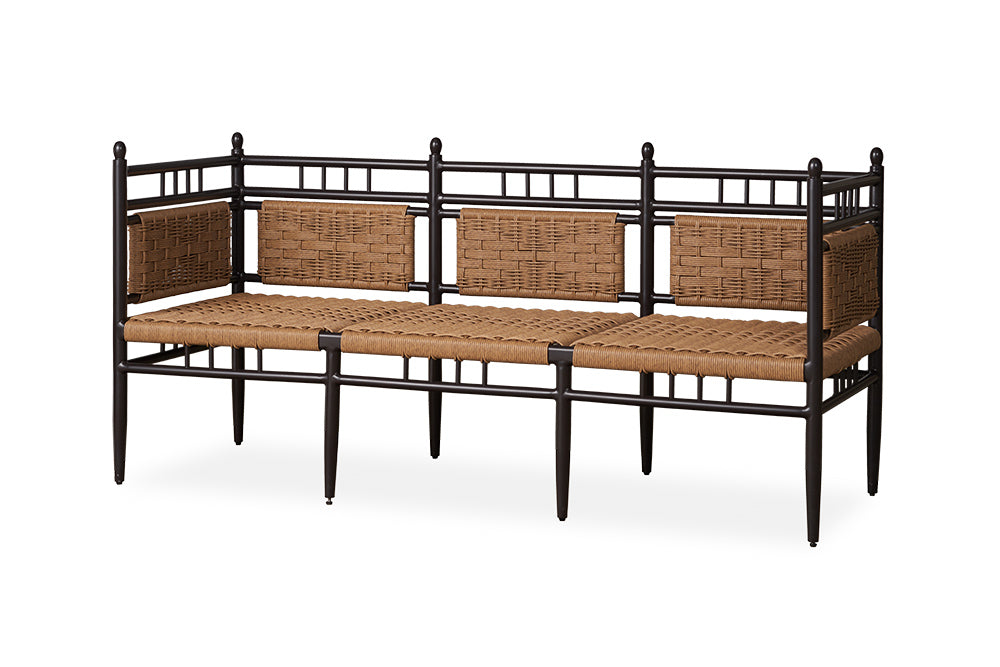 Lloyd Flanders Low Country 3 Seat Garden Bench