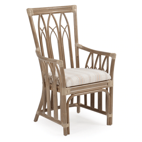 Watermark Living Highlands Dining Arm Chair  8810