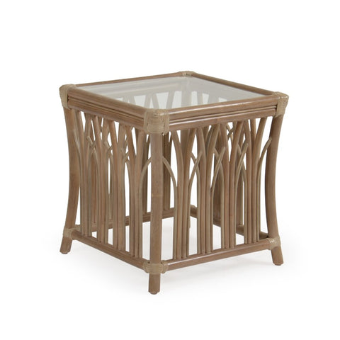 "Watermark Living Highlands 20"" x 20"" Square End Table 8820"