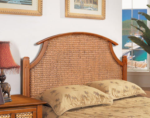 Sea Winds Trading - Abaco Queen Headboard -  -