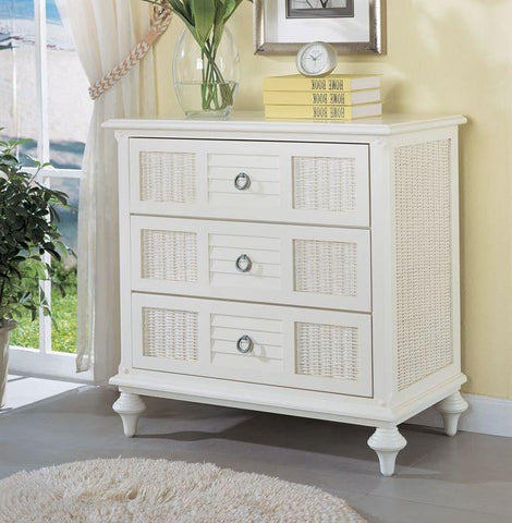 Sea Winds Trading - Aruba 3 Drawer Chest -  -