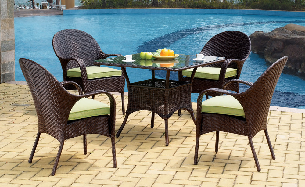South Sea Rattan Bahia Bistro Table