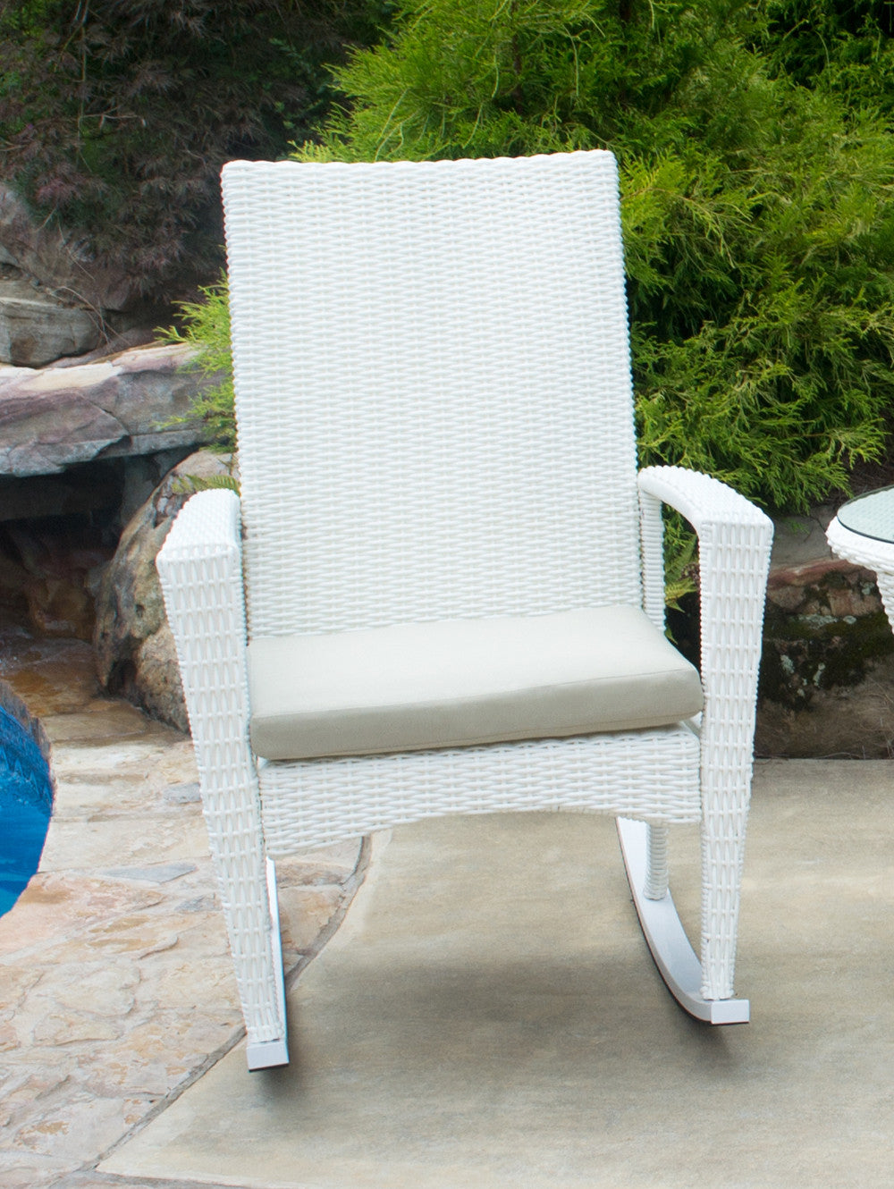 Tortuga Outdoor Tortuga Outdoor Bayview Rocking Chair from Tortuga Outdoor Rocking Chair - Rattan Imports