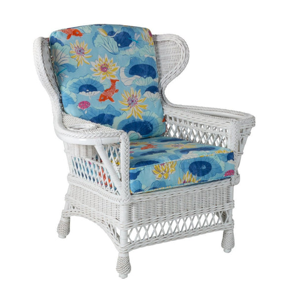 Designer Wicker & Rattan By Tribor - Concord Arm Chair -  -  - 1