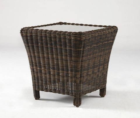 Del Ray End Table-South Sea Rattan-Rattan Imports