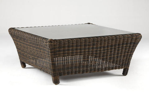 Del Ray Square Coffee Table by South Sea Rattan-South Sea Rattan-Rattan Imports