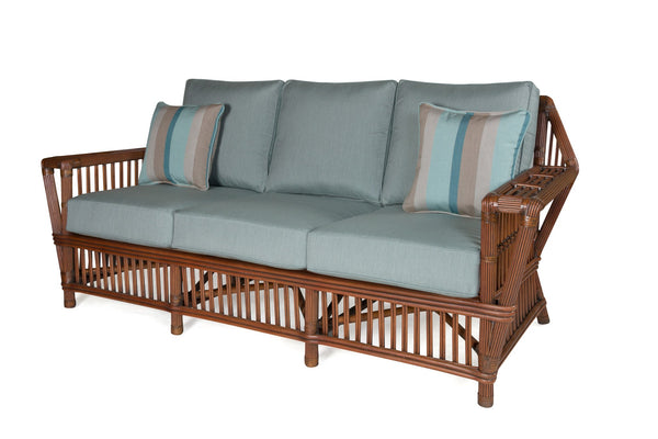 Designer Wicker & Rattan By Tribor - Williamsburg Sofa -  -  - 1