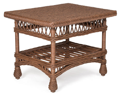 Designer Wicker & Rattan By Tribor - Harbor front Coffee Table -  -  - 1