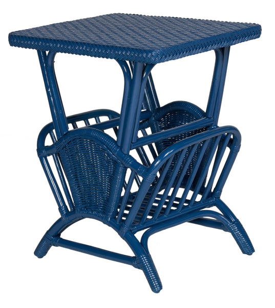 Designer Wicker & Rattan By Tribor - Harbor Front Occasional Magazine Table -  -  - 1