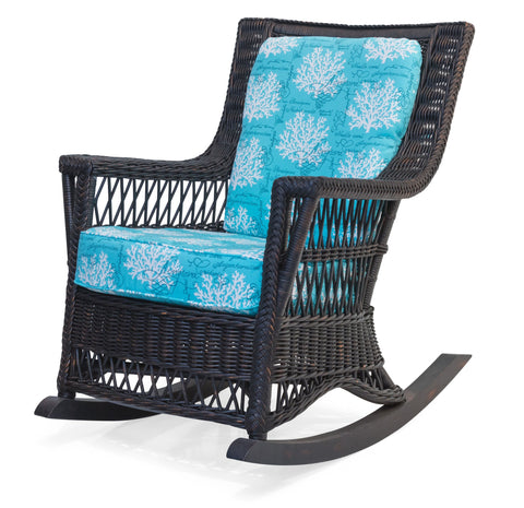 Designer Wicker & Rattan By Tribor Legacy Rocker by Designer Wicker from Tribor Rocking Chair - Rattan Imports