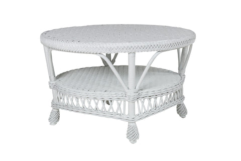 Designer Wicker & Rattan By Tribor Concord Coffee Table Coffee Table - Rattan Imports