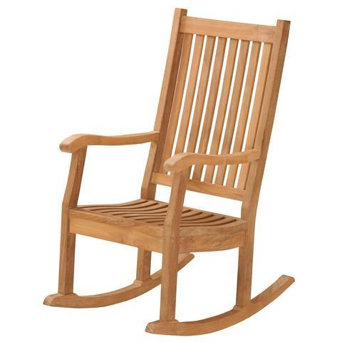 ... Tortuga Outdoor Jakarta Teak Rocking Chair Set ...