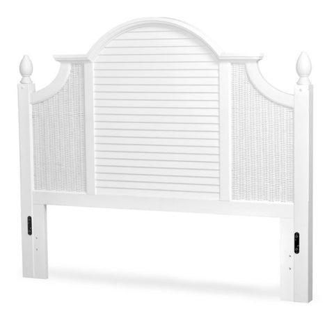 Sea Winds Trading Sea Winds Trading Key West King Headboard Headboard - Rattan Imports