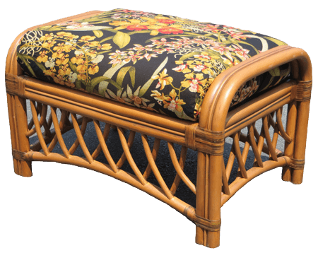 Spice Islands - MONTEGO BAY OTTOMAN CINNAMON -  -