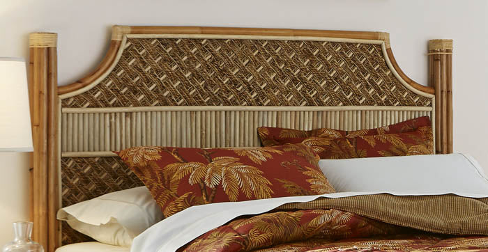 Spice Islands Mandalay Queen Headboard