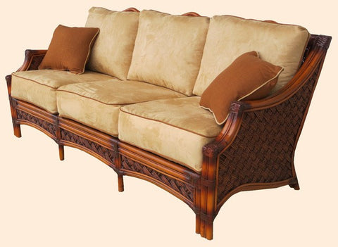 Spice Islands - MAUNA LOA SOFA BROWNWASH -  -