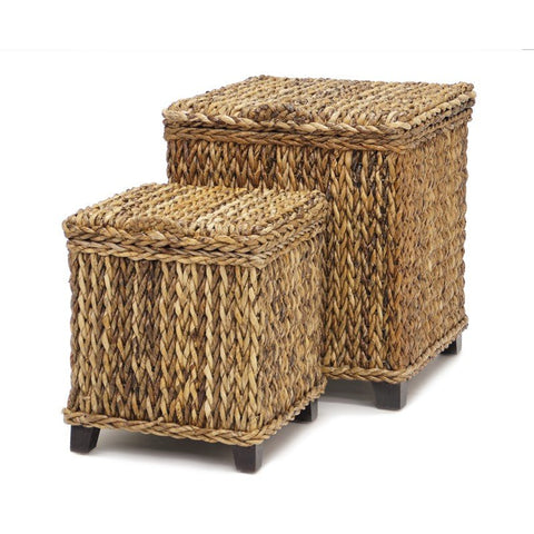 Sea Winds Trading - Maui Set of 2 Trunks Square -  -  - 1