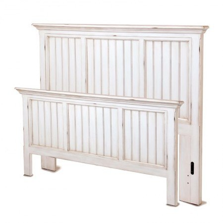 Sea Winds Trading - Monaco King Bed -  -
