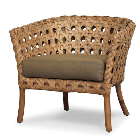 Designer Wicker & Rattan By Tribor Morocco Chat Chair by Designer Wicker from Tribor Chair - Rattan Imports