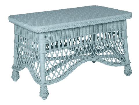 Designer Wicker & Rattan By Tribor - Naples Coffee Table -  -  - 1