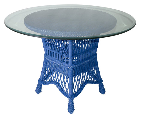 Designer Wicker & Rattan By Tribor - Naples Dining Table small -  -  - 1