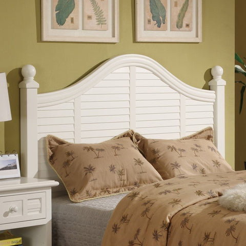 Sea Winds Trading - Oceanside Shutter King Headboard -  -