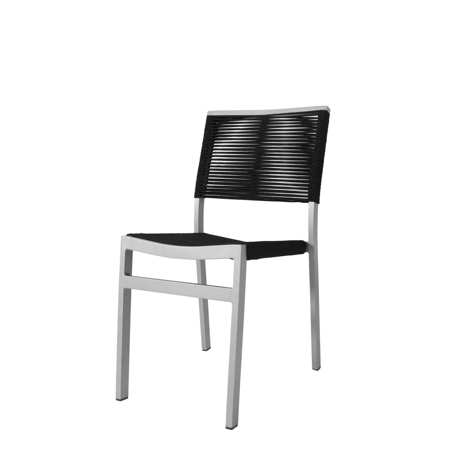 Source Furniture Source Furniture Fiji Rope Dining Side Chair Dining Side Chair - Rattan Imports