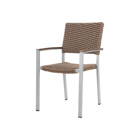 Source Furniture Source Furniture Fiji Dining Arm Chair Dining Arm Chair - Rattan Imports