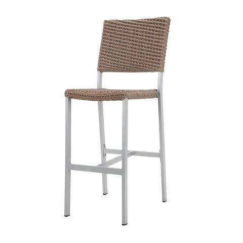 Source Furniture Source Furniture Fiji Bar Side Chair Bar Side Chair - Rattan Imports