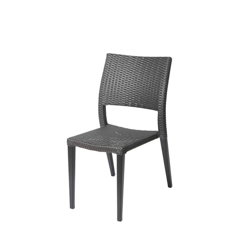 Source Furniture Source Furniture Chloe Mink Dining Side Chair Dining Side Chair - Rattan Imports