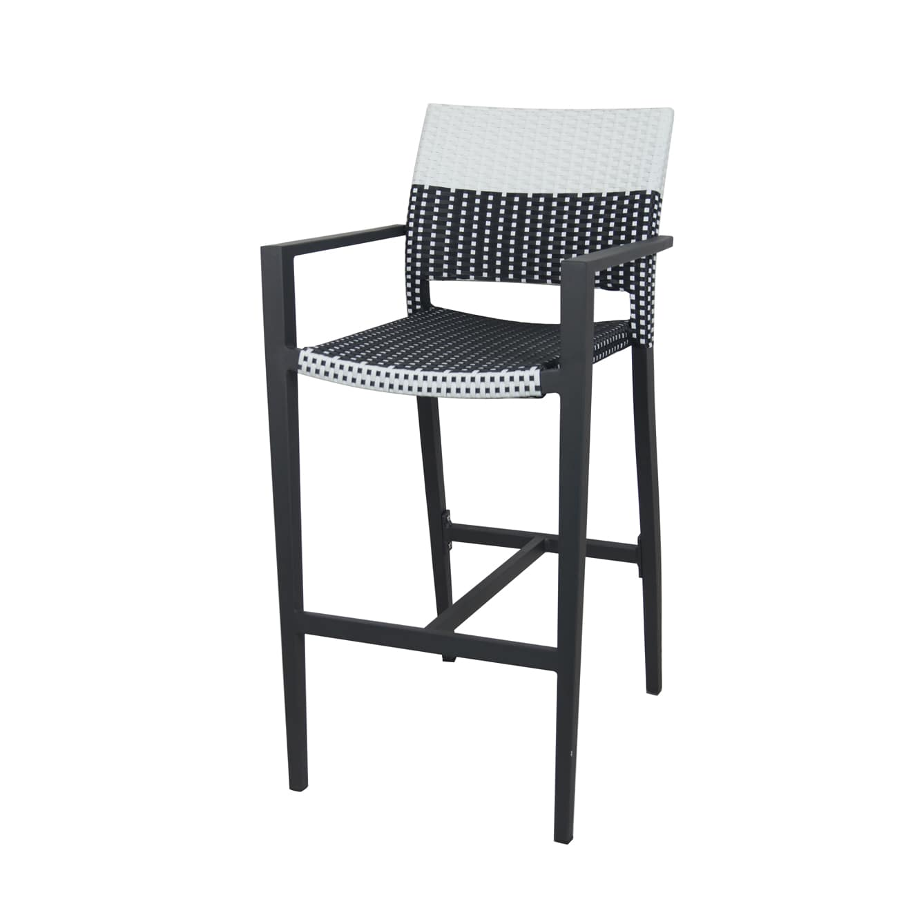 Source Furniture Source Furniture Chloe Bar Arm Chair Bar Arm Chair - Rattan Imports