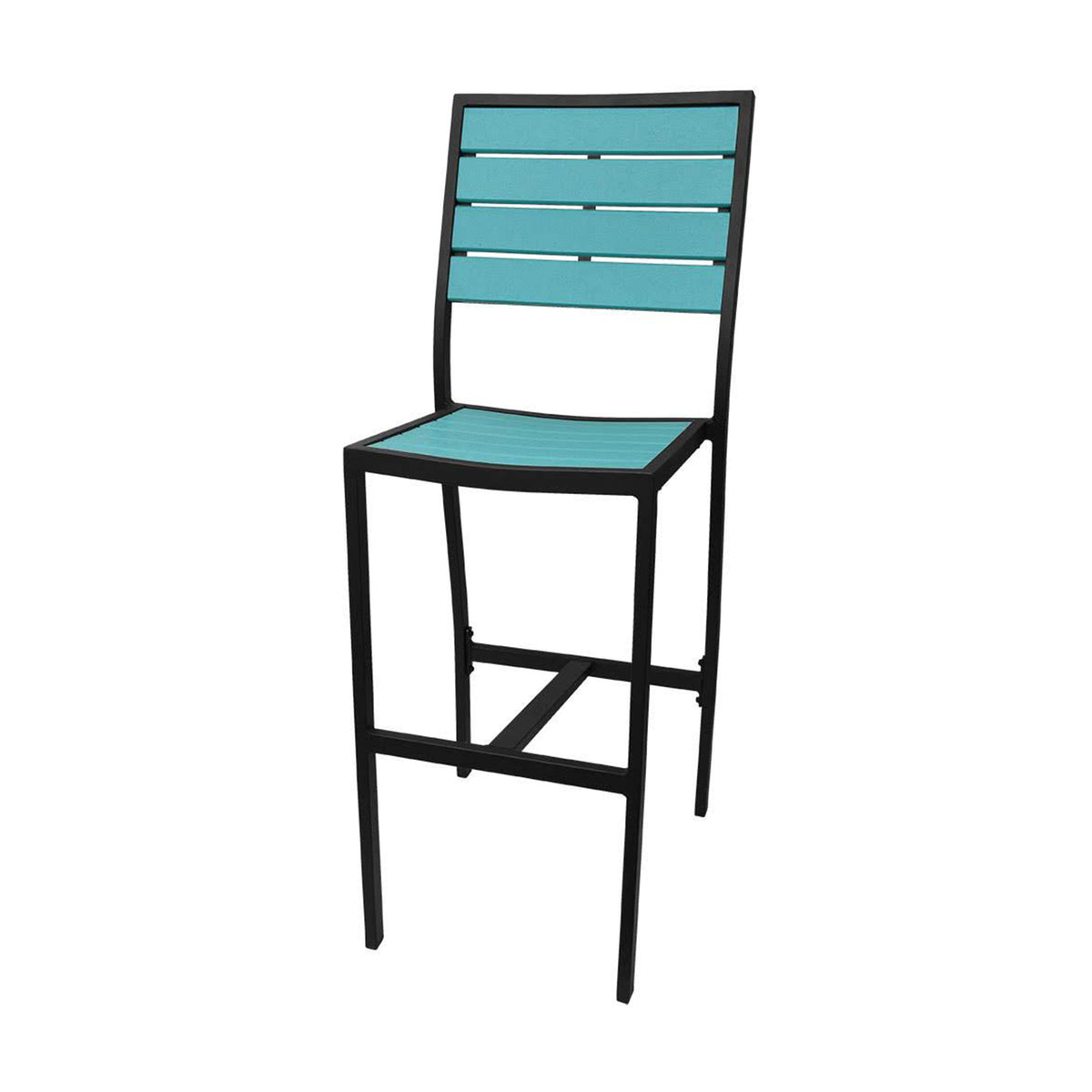 Source Furniture Source Furniture Napa Easton Bar Side Chair Bar Side Chair - Rattan Imports