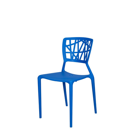 Source Furniture Phoenix Dining Side Chair Dining Chair - Rattan Imports