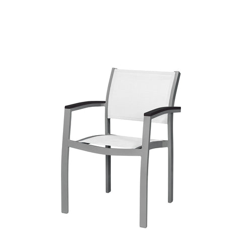 Source Furniture Fusion Dining Arm Chair with Duraboard on Arms
