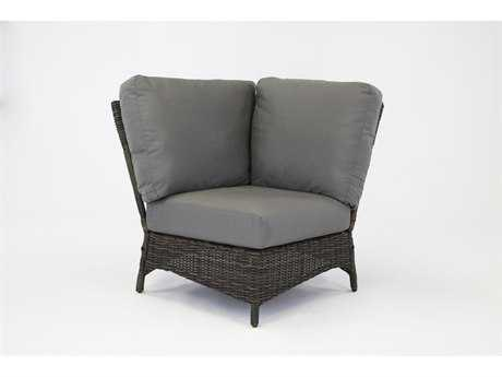 South Sea Rattan South Sea Rattan St. John Corner Piece Sectional Piece - Rattan Imports