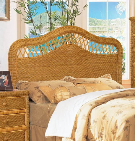 Sea Winds Trading - Santa Cruz King Headboard -  -