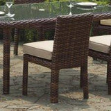St. Tropez 7-Piece Rectangular Dining Set by South Sea Rattan