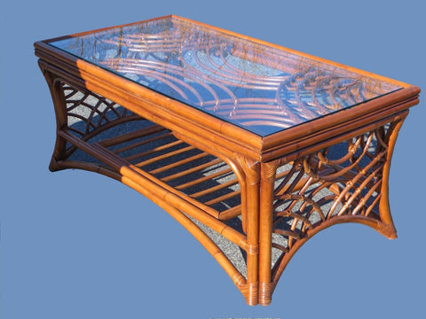 Spice Islands - BALI COFFEE TABLE BROWN -  -