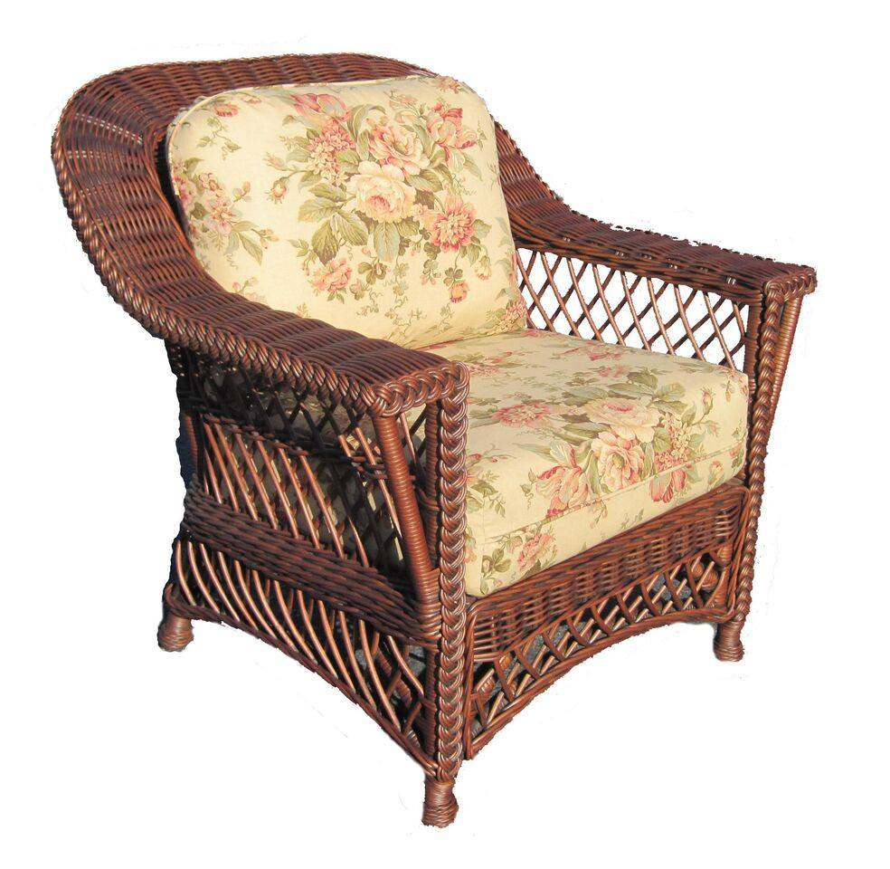 Spice Islands Spice Islands Bar Harbor Dining Arm Chair Brownwash Chair - Rattan Imports