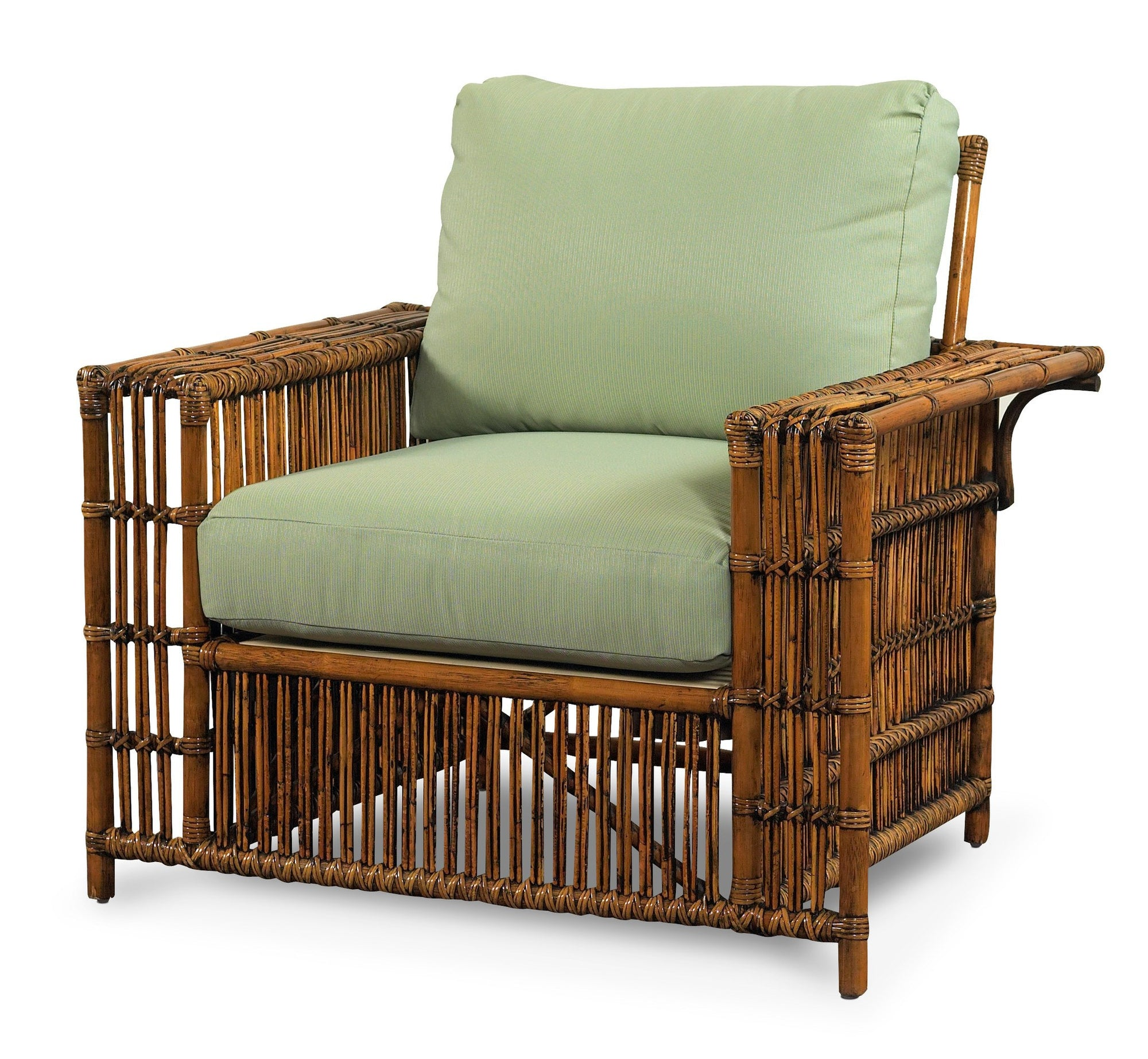 Designer Wicker & Rattan By Tribor Waterside Arm Chair by Designer Wicker from Tribor Chair - Rattan Imports