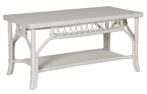 Designer Wicker & Rattan By Tribor Windsor Coffee Table by Design Wicker from Tribor Coffee Table - Rattan Imports