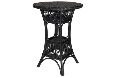 Designer Wicker & Rattan By Tribor Windsor Round Pub Table by Designer Wicker from Tribor Bar Table - Rattan Imports