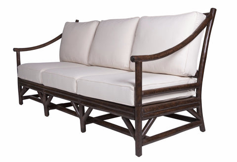 Designer Wicker & Rattan By Tribor Woodland Sofa by Designer Wicker from Tribor Sofa - Rattan Imports