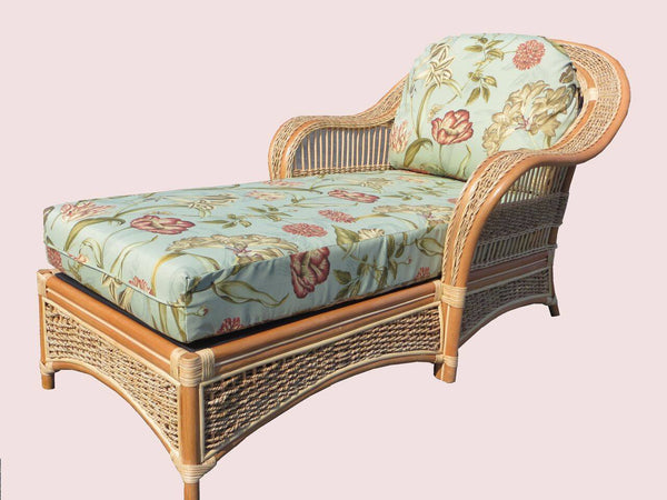 Spice Islands - SPICE ISLAND CHAISE LOUNGE NATURAL -  -