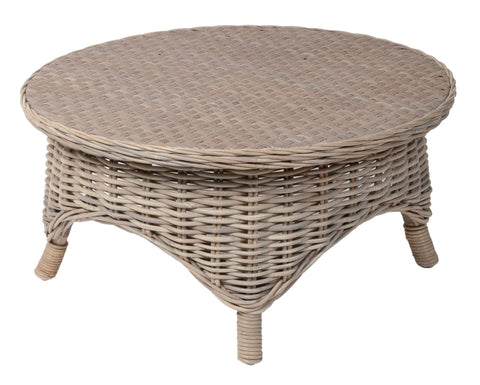 Designer Wicker & Rattan By Tribor Conservatory Coffee Table Coffee Table - Rattan Imports