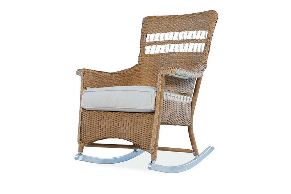 Lloyd Flanders Nantucket Porch Rocker